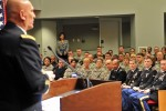 CSA Speaking at SOY, NCO of Year Ceremony