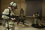 Stryker soldiers train virtually to be ready for reality