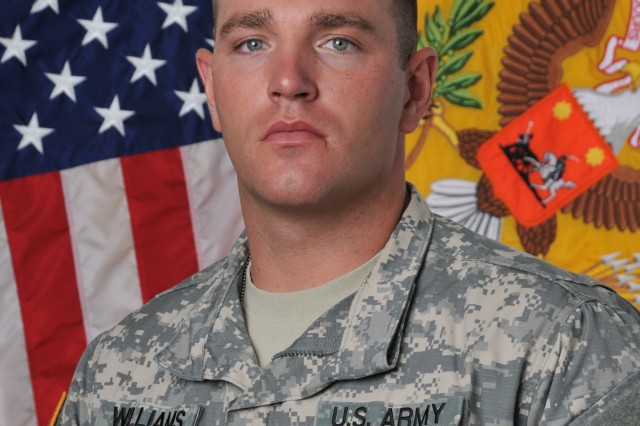 Staff Sgt. Jesse Lee Williams