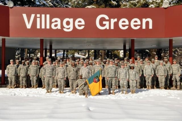 Georgia Guard participates in Warpath III