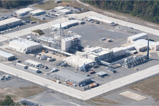 The Pine Bluff Chemical Agent Disposal Facility, Pine Bluff Arsenal, Ark., destroyed chemical weapons for 15 years, will close its doors Jan. 2, 2014.