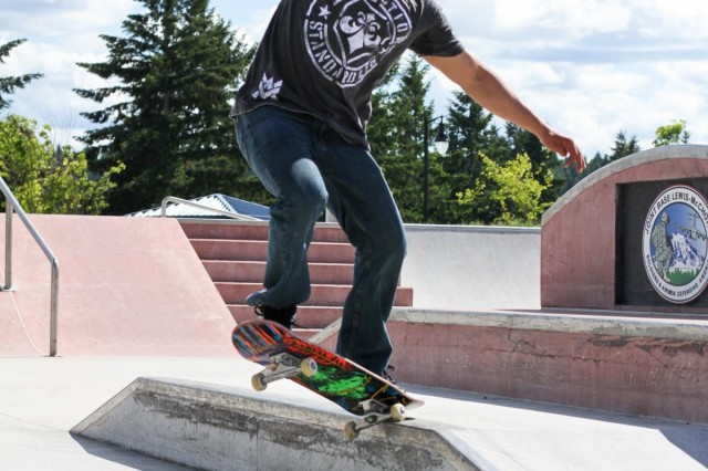 Skateboarding soldier shreds toward resilience