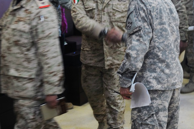 4th Inf. Div. continues partnership in Kuwait
