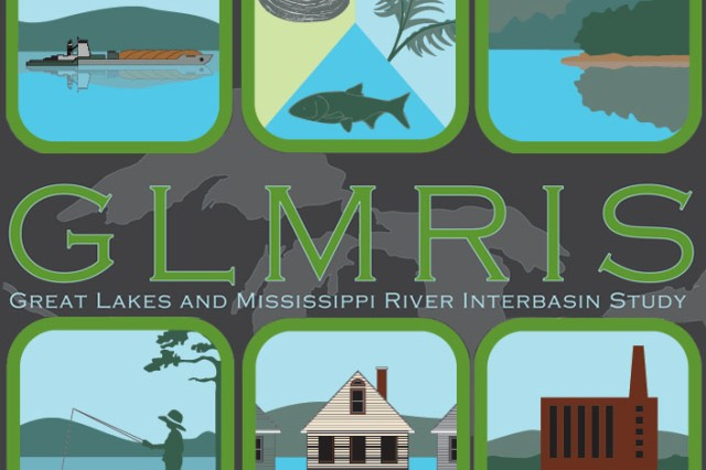 Great Lakes and Mississippi River Interbasin Study (GLMRIS)