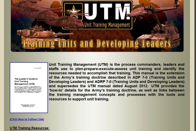 unit training management handbook gets update article the united rh army mil army dtms user guide Army Dtms Logo