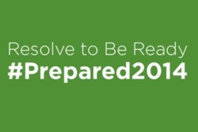 Emergencies, accidents, and weather events, such as the recent polar vortex can and will happen, establish 2014 as the year you and your family will be prepared.