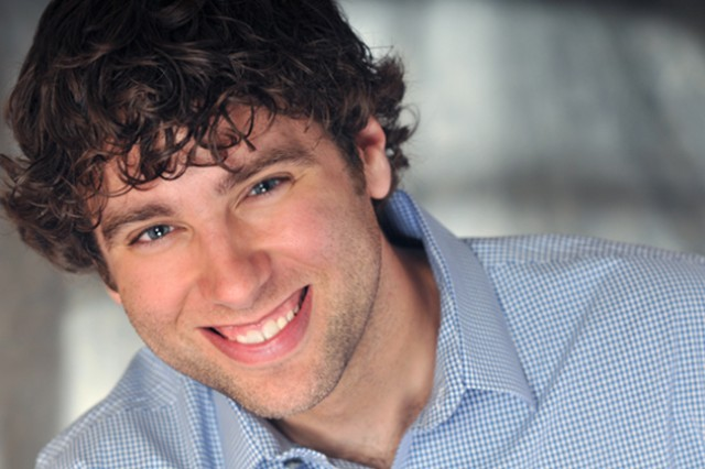 Jay Black will perform a comedy show Jan. 10 at 8 p.m. at The Landing's ballroom. Tickets are $16 at the door.