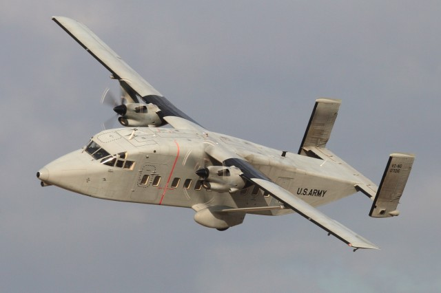 C-23 Sherpa makes final flight as Army Guard retires aircraft ...
