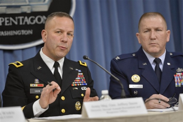 New sexual assault prevention chief briefs on academy report