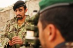 Afghans train for Fire Missions