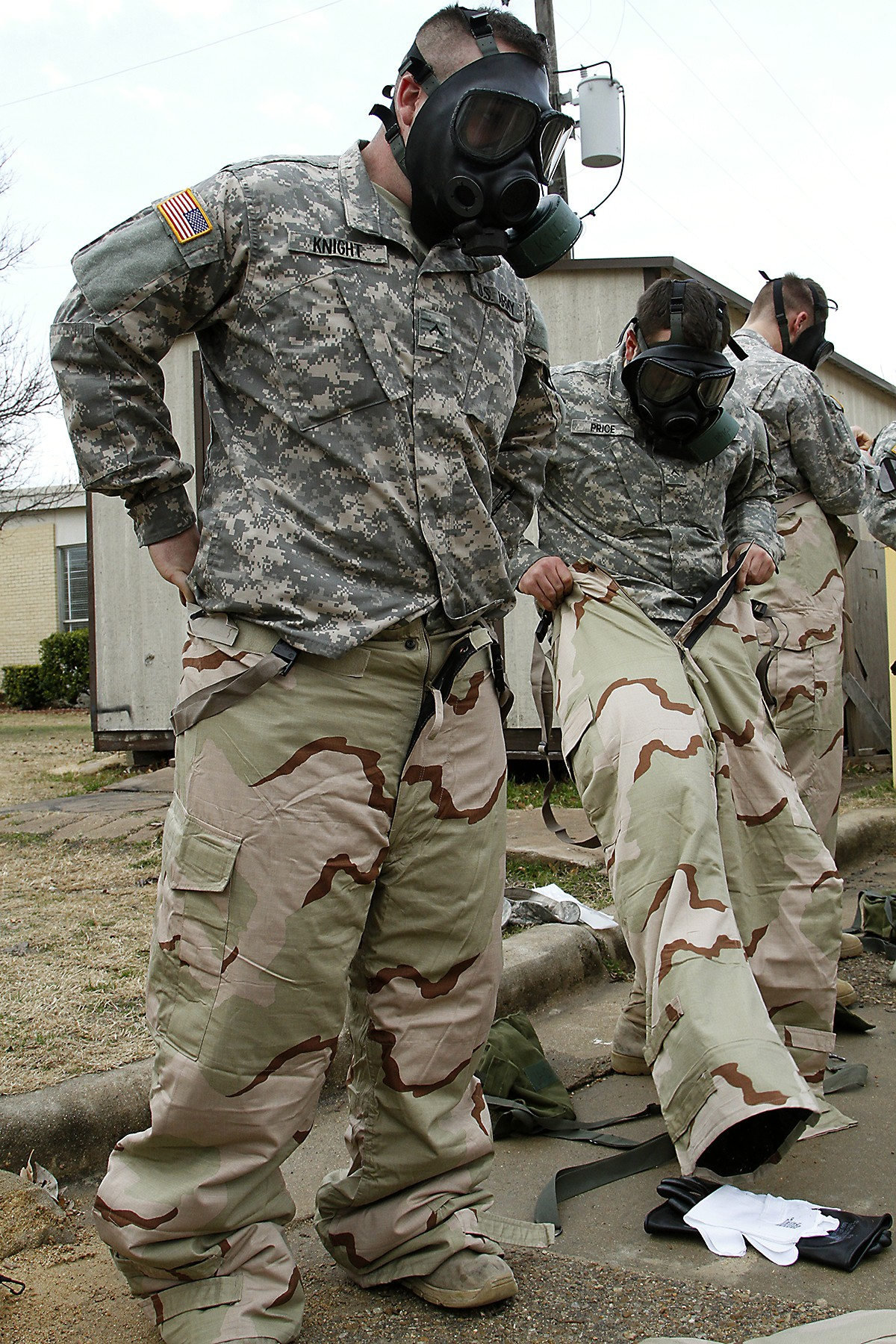 Hammer Suits Up For Cbrn Training Article The United