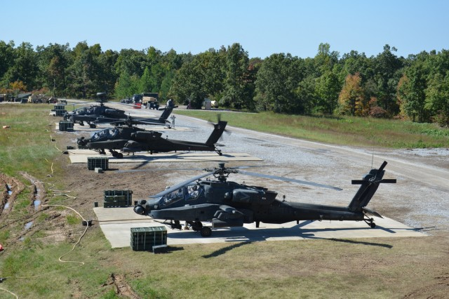 The Aviation Directorate works across the U.S. Army Combat Readiness/Safety Center as a focal point for Army Aviation accident trend analysis and to develop and coordinate Army-level action to prevent aviation mishaps. Courtesy U.S. Army photo