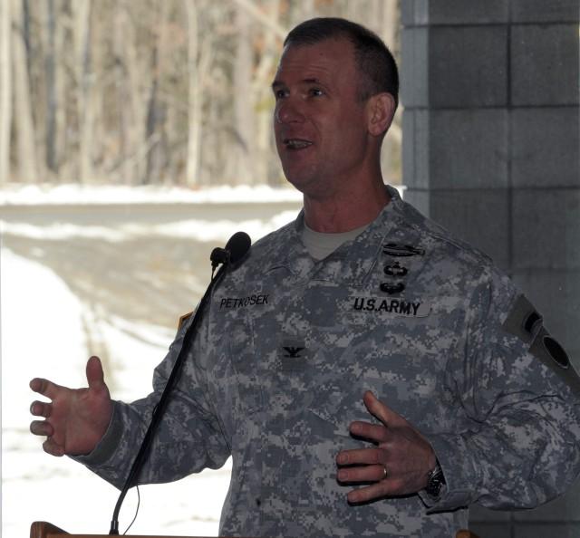 Asymmetric Warfare Training Center opens at Fort A.P. Hill