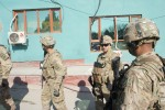 2-4 Infantry, advising and assisting in Parwan