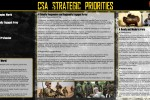 Waypoint #2: Follow up to CSA's Marching Orders (tri-fold inside)