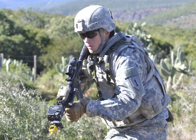 USARAF training helps African Nations secure their own borders