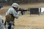 Soldiers weather storm, peers at historic Small Arms Championship