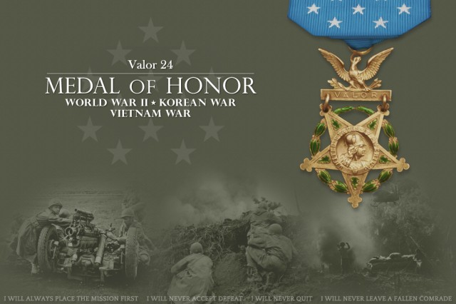 Valor 24 promotional graphic