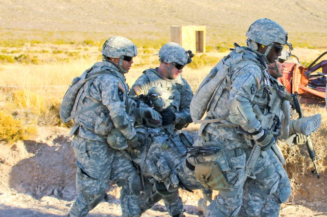 5th AR BDE takes on rare training mission