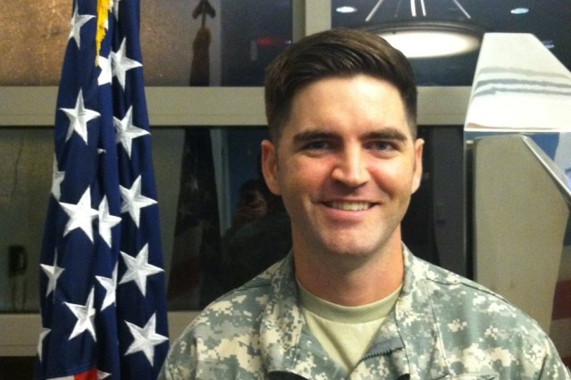 Sgt. Jacob W. Steddum serves as a satellite controller with Company D, 53rd Signal Battalion in Wahiawa, Hawaii.