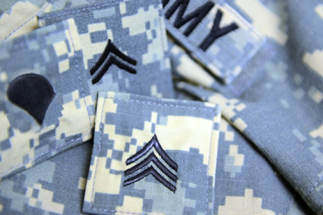 The Army has announced changes to retention control points for Soldiers in the ranks of corporal through sergeant. The changes took effect Feb. 1, 2014.