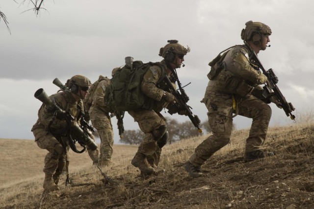 75th ranger regiment task force training article the united