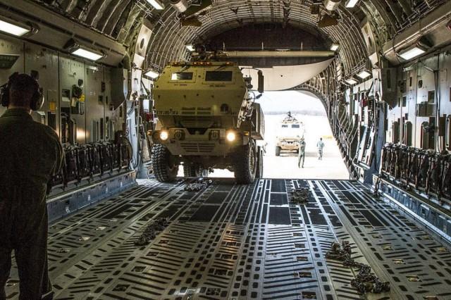 Artillery, air crews execute HI-RAIN joint exercise