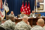 FORSCOM commander speaks on leader development