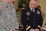Chief of chaplains speaks at Vicenza prayer breakfast