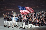 Soldiers see Russian history at Sochi Opening Ceremony