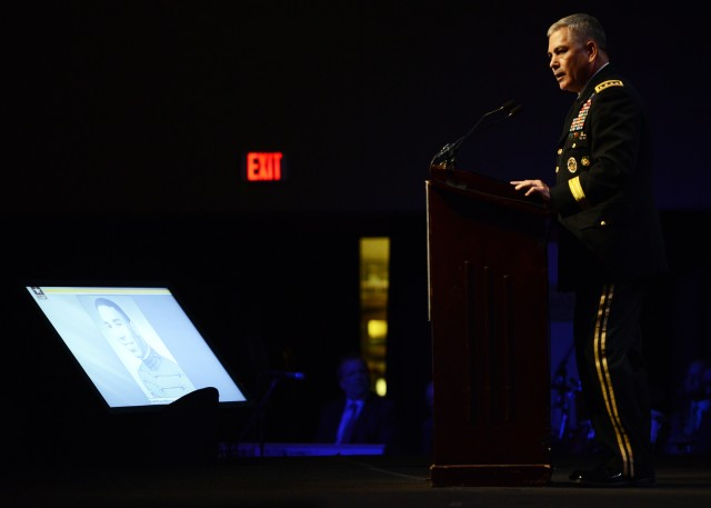 Vice chief honors black engineers at 2014 BEYA conference