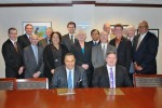 Research and education partnership agreement reached between ARL and UMBC