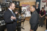 AMC leader's visit to research lab gives insight into leap-ahead technologies