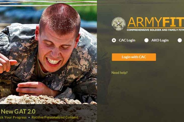 Since Comprehensive Soldier and Family Fitness launched its ArmyFit site two weeks ago tens of thousands have logged on and are taking advantage of its features, designed to improve self-awareness in health and resilience.