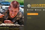 Thousands using new ArmyFit site for self-improvements