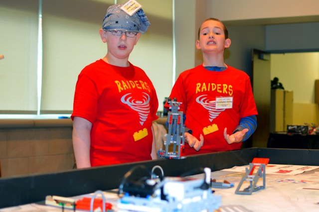 USACE inspires next generation of STEM professionals through participation in FIRST Lego League