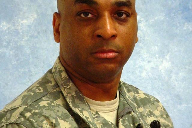 First Sgt. George Ramsey III, Iowa Company