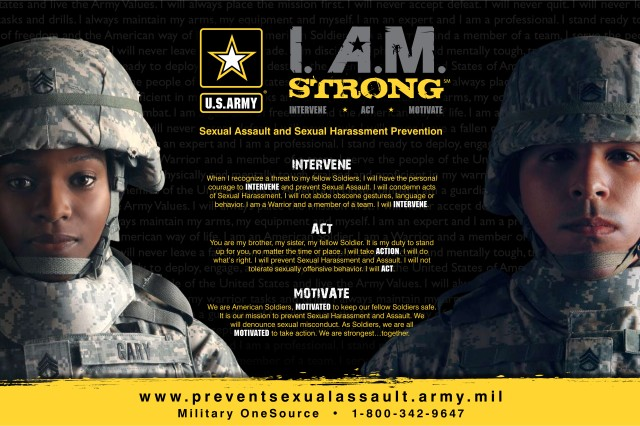 Sexual assault prevention trainer makes it personal
