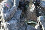 Troopers compete in combat livesaver games