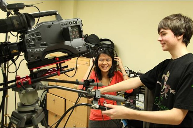 Humphreys launches new Youth Center TV show