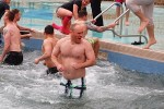 Record numbers turn out for fun run, Polar Bear Plunge