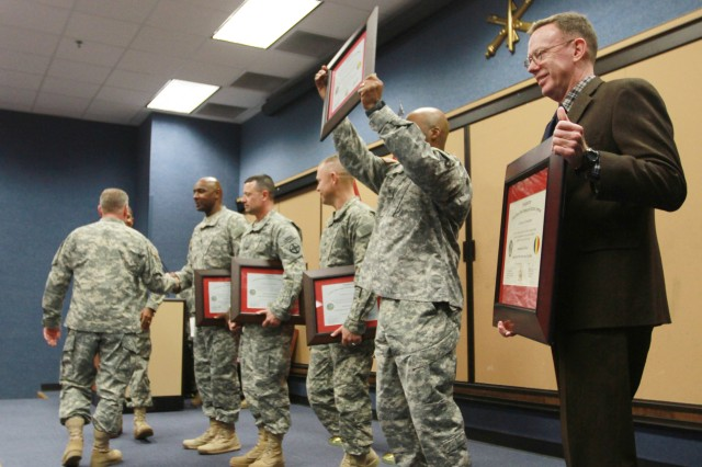 TRADOC accreditation