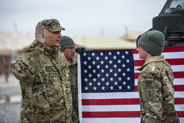 U.S. Army Chief of Staff, Gen. Ray Odierno and Coach Harbaugh visit troops in Afghanistan.