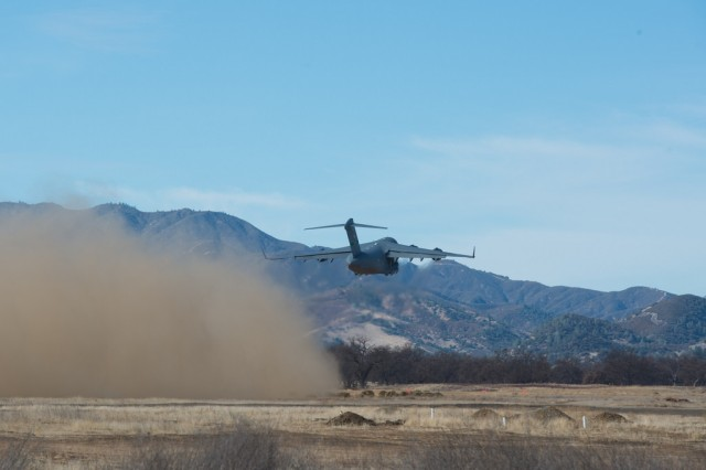 75th Ranger Regiment visited by U.S. Army Chief of Staff, Gen. Ray Odierno, Fort Hunter Liggett, Calif.