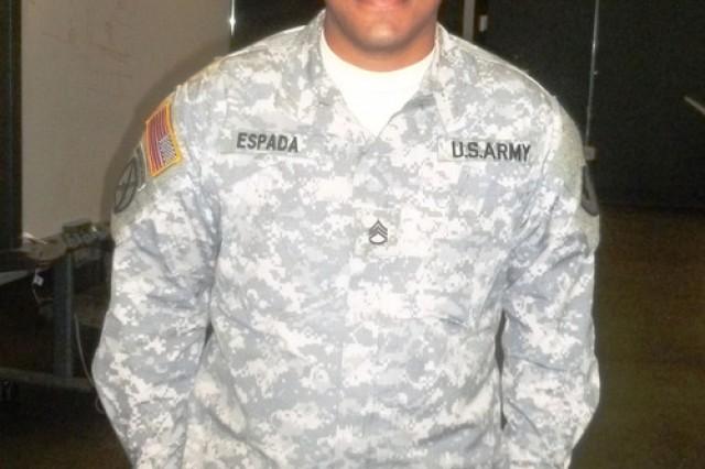 Staff Sgt. Carlos Espada