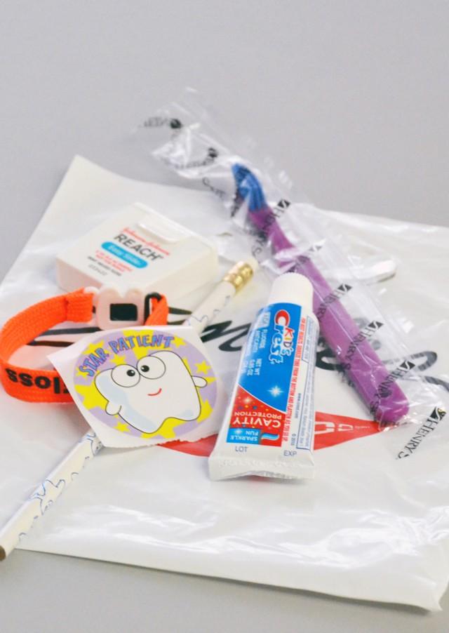 DENTAC-Japan perform oral screenings at Arnn