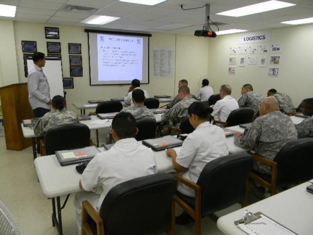 III Corps COMET Team supports Fort Hood logistics operations