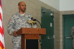 1st Brigade, 94th Training Division bids farewell to Lt. Col. Bland, welcomes Col. Dye