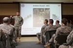 Aviation Branch provides career guidance to Soldiers