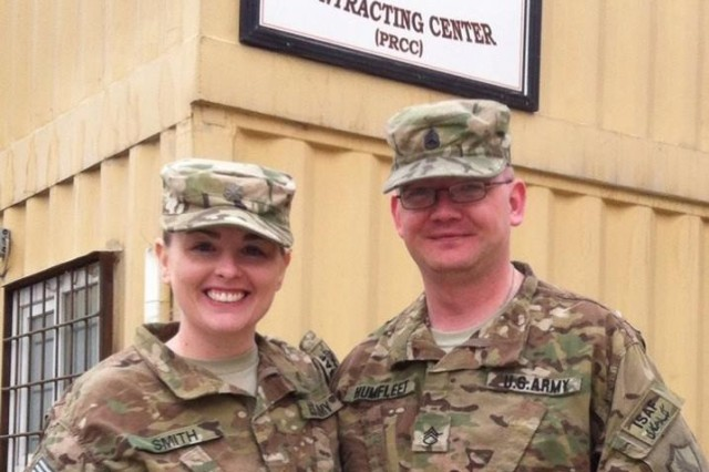 903rd Contingency Contracting Battalion supports contracting mission in Afghanistan